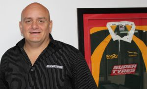 Dean Horn Managing Director At Super Tyres
