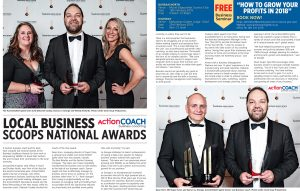Local Business Scoops Global Awards Article In The Get IT Magazine