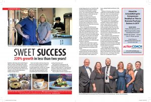 Action Coach Advertorial In The Get It Magazine