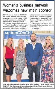 Action Coach Ignite Feature In The Hillcrest Fever